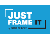 Logo van Foto de Boer - Just Frame It